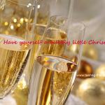 Have yourself a bubbly little Christmas!